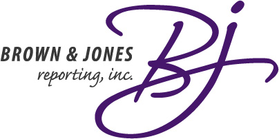 Brown & Jones Reporting