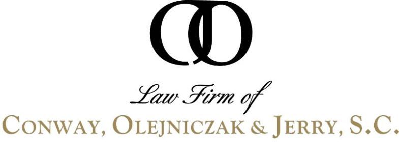 Law Firm of Conway, Olejniczak & Jerry, S.C.