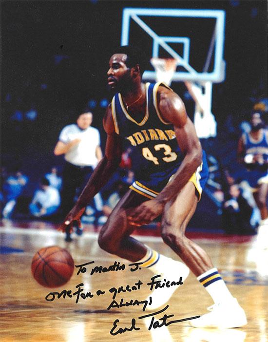 Earl Tatum basketball photo
