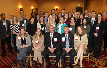 Leadership Summit class photo