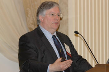 Charles Franklin speaks at the Litigation, Dispute Resolution, and Appellate Practice Institute