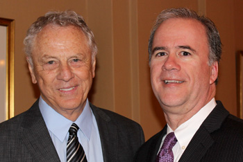 Morris Dees and Tim O'Brien
