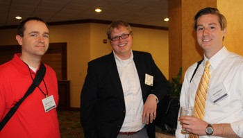 Brandon Evans, Jan Haapala, and James Dickinson