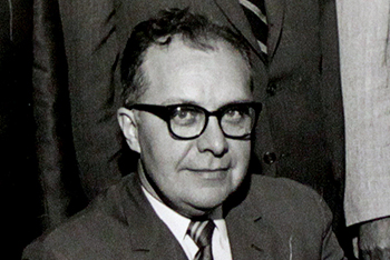James D. Ghiardi, ca. 1970