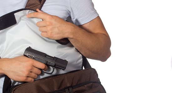 State Supreme Court: concealed weapons OK on public buses, including campus