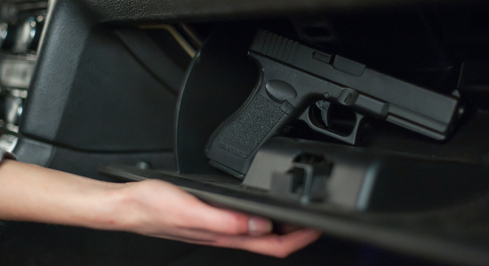 WisBar News: Court Says Transporting a Gun in a Glove Box