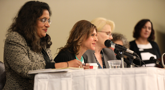 women in the law panel