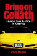 Bring on Goliath: Lemon Law Justice in 
