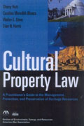 book: Cultural Property
