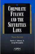 Corporate Finance and Security Laws
