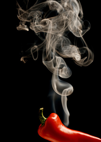 Hot pepper
