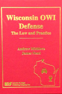 Wisconsin OWI Defense