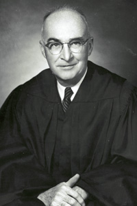 Judge George Currie