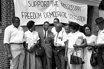Image result for freedom summer 1964