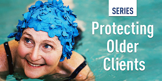 Protecting Older Clients series logo