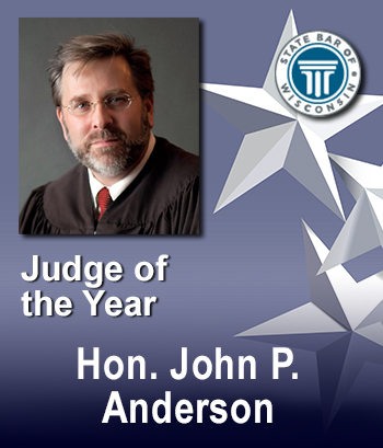 Judge of the Year - Hon. John P. Anderson