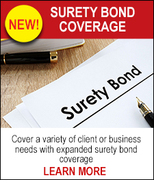 Surety Bond Coverage