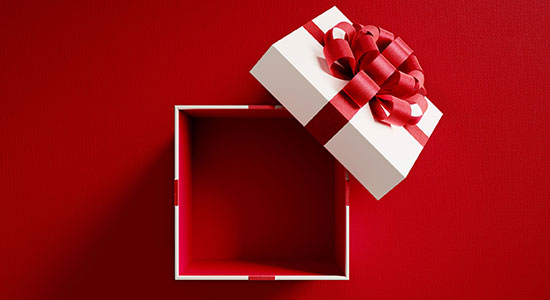 gift box & Wisconsin Lawyer: Technology Holiday Shopping: 25 Gift Ideas: