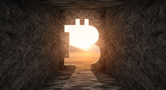 blockchain hallway