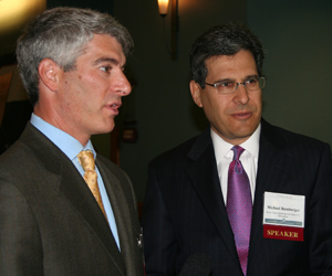 Michael Bamberger and Daniel Kaplan
