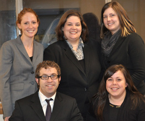 Centro  Legal staff attorneys