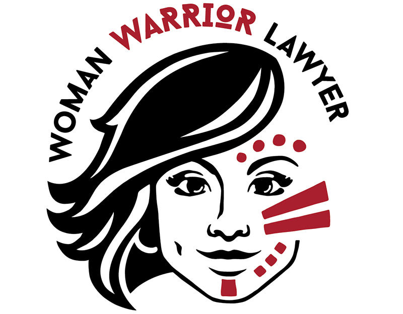 Woman Warrior Lawyer